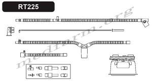 Контур дыхательный неонатальный RT225