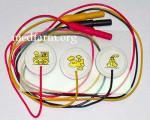 Одноразовые электроды для ЭКГ Swaromed арт. 8306-4