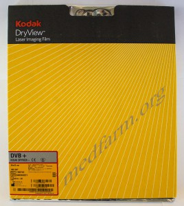 Пленка KODAK Dry View DVB plus