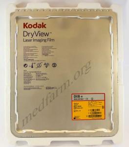 Пленка Carestream Health (KODAK) DVB plus