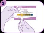 Тест pH-Баланс шаг 3