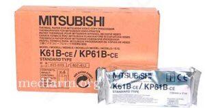 Термобумага для узи Mitsubishi K61B